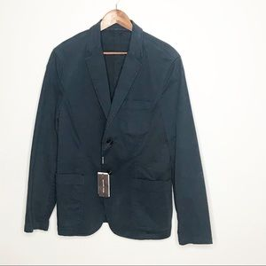 Michael Kors navy sport coat blazer  slim fit